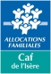 CAF-Isere-logo